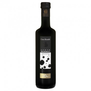 """Vinagre balsámico de Módena """"Oro"""" 0,5 l."""