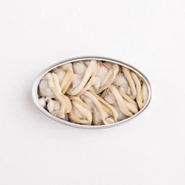 Almejas al natural