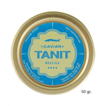 Caviar Tanit-Beluga Iraní 50 gr