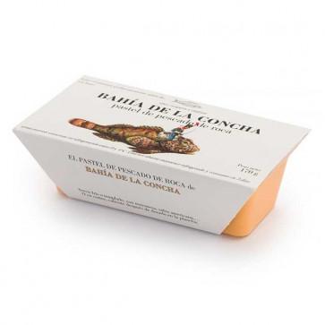 Pastel de pescado de roca (cabracho) 170 gr.