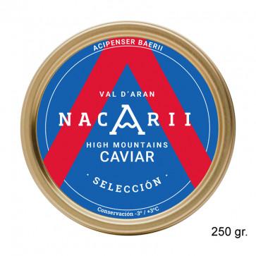 """Caviar de esturión """"Selección"""" 250 gr"""