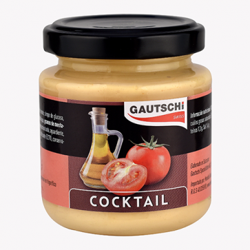 Salsa Cocktail 115 gr. Gautschi