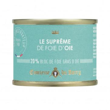 Suprema de Foie de oca (20%foie) 65gr.