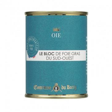 Bloc de foie gras de oca IGP 130 gr.