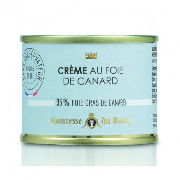 Crema de foie de pato (35 % foie) 70 gr.