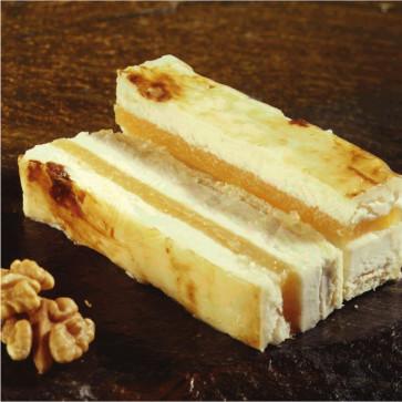 Banda de queso Idizabal 2 piezas 715 gr.