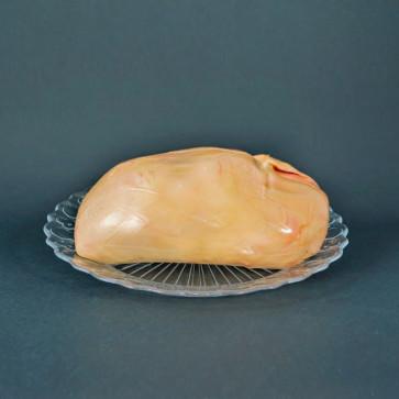 Foie gras de pato fresco extra 750 gr. aprox.