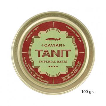 Caviar Tanit-Imperial Baeri 100 gr.