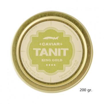 Caviar Tanit-King Gold 200 gr