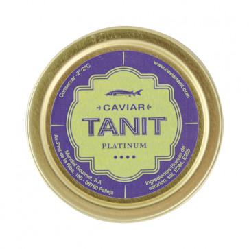 Caviar Tanit Platinum (Kaluga)
