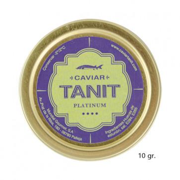Caviar Tanit-Platinum 10 gr.