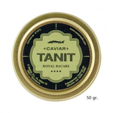 Caviar Tanit-Bacari 50 gr