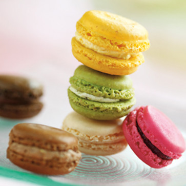 Mini Macarons 72 ud.