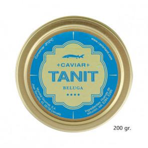 Caviar Tanit-Beluga Iraní 200 gr