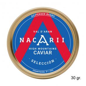 """Caviar de esturión """"Selección"""" 30 gr"""