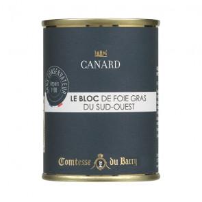 Bloc de foie gras de pato 130 gr.