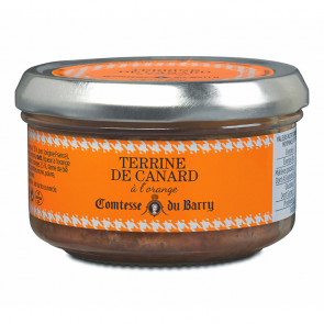 Tarrina de pato a la naranja 140 gr. Comtesse du Barry