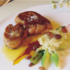 Escalopa de foie gras de pato ultracongelada 1 Kg.aprox.