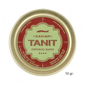 Caviar Tanit-Imperial Baeri 10 gr.