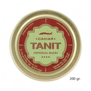 Caviar Tanit-Imperial Baeri 200 gr
