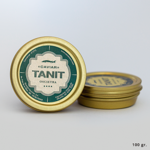 Caviar Tanit-Oscietra 100 gr