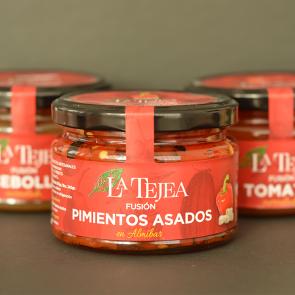 Pimiento confitado en almíbar 275 ml.