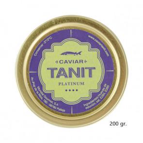 Caviar Tanit-Platinum 200 gr