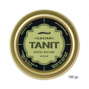 Caviar Tanit-Bacari 100 gr